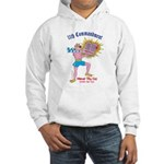 HONOR THY CAT Hooded Sweatshirt
