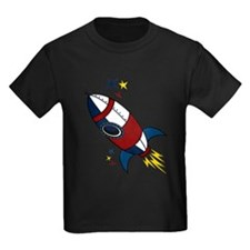 Cute Rocketship T