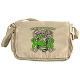 Remission Rocks Lymphoma Messenger Bag