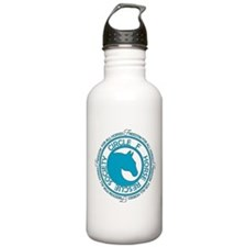 Circle F Horse Rescue Society Water Bottle