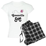 Greenville South Carolina pajamas