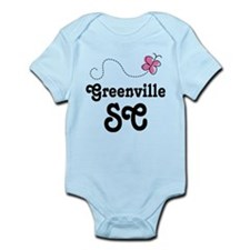 Greenville South Carolina Infant Bodysuit
