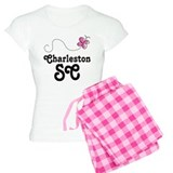 Charleston South Carolina pajamas