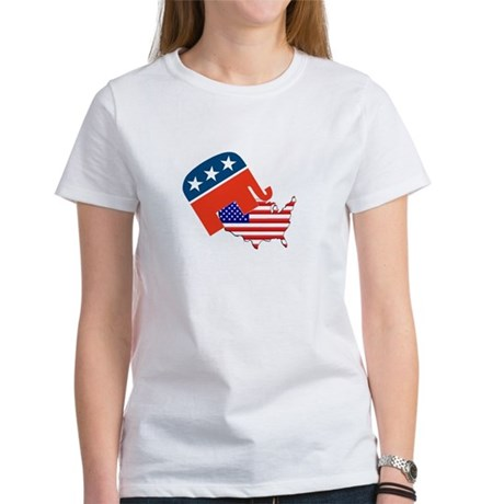 Screwing America Women's T-Shirt