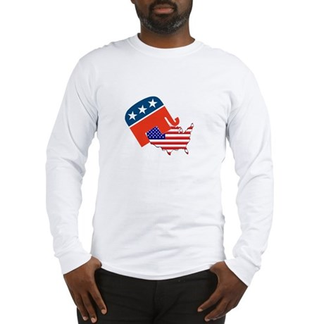 Screwing America Long Sleeve T-Shirt