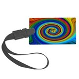 Eye of the Storm 2 Luggage Tag