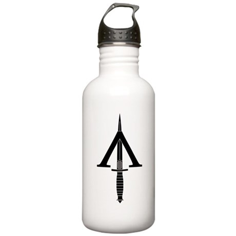 Shadow Warrior Stainless Water Bottle 1.0L