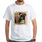 TumTum bulldog on rolled paper Shirt