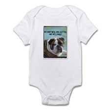 brothers and sisters are bulldogs Onesie
