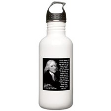 Wesley Religion Quote 2 Sports Water Bottle