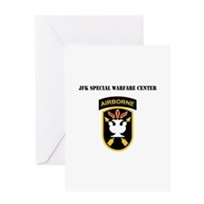 SSI - JFK Special Warfare Center with Text Greetin