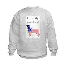 USA Boykin Spaniel Sweatshirt