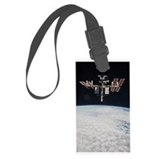 ISS image #1 Luggage Tag