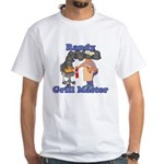 Grill Master Randy White T-Shirt