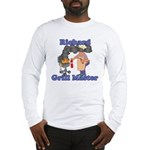 Grill Master Richard Long Sleeve T-Shirt