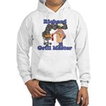 Grill Master Richard Hooded Sweatshirt