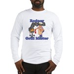 Grill Master Rodney Long Sleeve T-Shirt