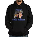 Grill Master Roger Hoodie (dark)