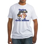 Grill Master Taylor Fitted T-Shirt