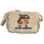 Grill Master Taylor Messenger Bag
