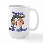 Grill Master Taylor Large Mug