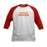 Communism and Socialism Kids Baseball Jersey
