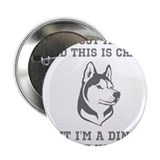 "Hey I'm A Dingo T 2.25"" Button"