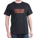 15th century ornamentation Black T-Shirt