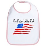 One Nation Under God Bib
