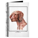 Vizsla Open Edition Journal