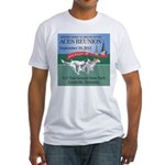 ACES Reunion 2012 Men's Fitted T-Shirt