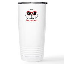 Retriever Travel Coffee Mug