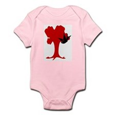 Tree of Love Infant Bodysuit