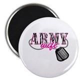 "Army Wife 2.25"" Magnet (100 pack)"