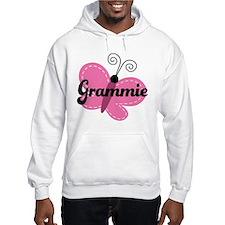 Grammie Grandma Butterfly Hoodie