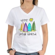 I Surf Long Island Shirt