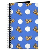 Havanese Blue Polka Journal