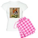 Butterfly Women's Light Pajamas