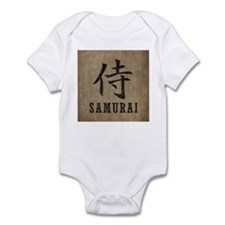 Vintage Samurai Infant Bodysuit