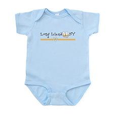 Long Island New York Infant Bodysuit