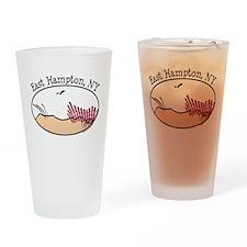 East Hampton Drinking Glass