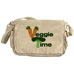 VeggieTime Messenger Bag