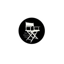 Unique Directors chair Mini Button (100 pack)