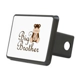 Big Brother Monkey.png Rectangular Hitch Cover