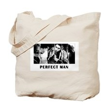 """PERFECT MAN"" TOTE BAG"