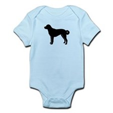 Anatolian Shepherd Infant Bodysuit