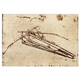Leonardo's Ornithopter