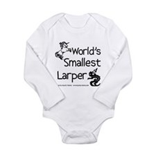 Funny Live action roleplaying Long Sleeve Infant Bodysuit
