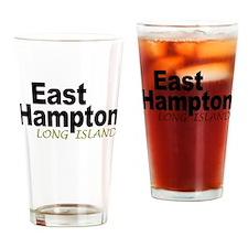 East Hampton LI Drinking Glass