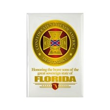 Florida SCH Rectangle Magnet